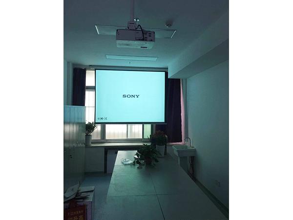 医院影像诊断室投影系统