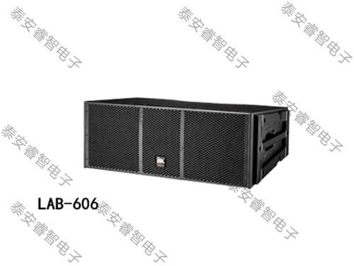 体育馆音响-LAB线阵系列 LAB-606