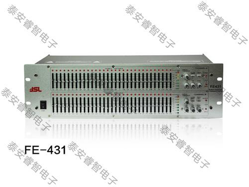 舞台演出音响-FE均衡器-FE-431